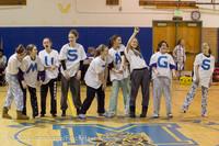 5978 McM Girls Varsity Basketball Mustangs Spirit 2013