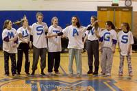 5994 McM Girls Varsity Basketball Mustangs Spirit 2013