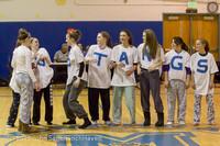 6002 McM Girls Varsity Basketball Mustangs Spirit 2013