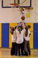6063 McM Girls Varsity Basketball Mustangs Spirit 2013
