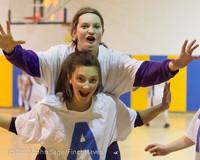 6103 McM Girls Varsity Basketball Mustangs Spirit 2013