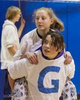 6173 McM Girls Varsity Basketball Mustangs Spirit 2013
