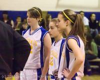 19764 Girls Varsity Basketball v Klahowya 031912