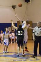 19806 Girls Varsity Basketball v Klahowya 031912