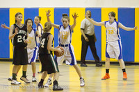 19814 Girls Varsity Basketball v Klahowya 031912