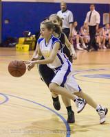 19823 Girls Varsity Basketball v Klahowya 031912