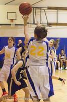 19835 Girls Varsity Basketball v Klahowya 031912