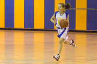 19849 Girls Varsity Basketball v Klahowya 031912