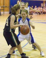 19878 Girls Varsity Basketball v Klahowya 031912