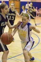 19886 Girls Varsity Basketball v Klahowya 031912