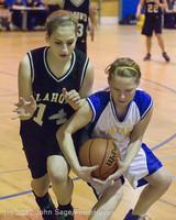 19888 Girls Varsity Basketball v Klahowya 031912