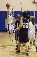19902 Girls Varsity Basketball v Klahowya 031912