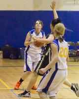 19919 Girls Varsity Basketball v Klahowya 031912