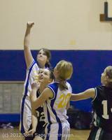 19926 Girls Varsity Basketball v Klahowya 031912