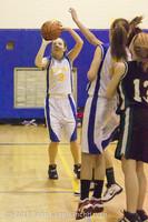 19947 Girls Varsity Basketball v Klahowya 031912