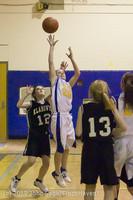 20010 Girls Varsity Basketball v Klahowya 031912