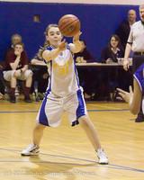 20096 Girls Varsity Basketball v Klahowya 031912