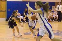 20109 Girls Varsity Basketball v Klahowya 031912