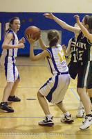 20113 Girls Varsity Basketball v Klahowya 031912