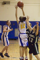20115 Girls Varsity Basketball v Klahowya 031912
