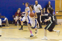 20173 Girls Varsity Basketball v Klahowya 031912