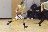 20237 Girls Varsity Basketball v Klahowya 031912