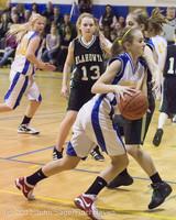 20254 Girls Varsity Basketball v Klahowya 031912