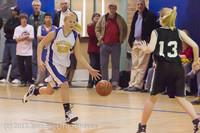 20300 Girls Varsity Basketball v Klahowya 031912