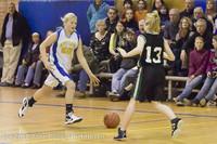 20305 Girls Varsity Basketball v Klahowya 031912