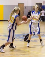 20309 Girls Varsity Basketball v Klahowya 031912