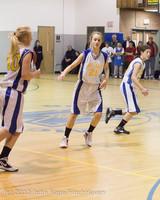 20312 Girls Varsity Basketball v Klahowya 031912
