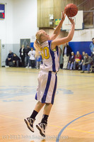 20317 Girls Varsity Basketball v Klahowya 031912