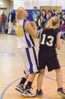 20321 Girls Varsity Basketball v Klahowya 031912