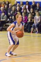 20331 Girls Varsity Basketball v Klahowya 031912