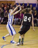 20339 Girls Varsity Basketball v Klahowya 031912