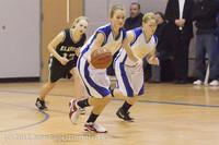 20369 Girls Varsity Basketball v Klahowya 031912