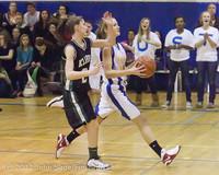 20381 Girls Varsity Basketball v Klahowya 031912