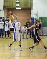 20386 Girls Varsity Basketball v Klahowya 031912