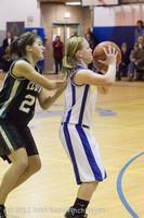 20409 Girls Varsity Basketball v Klahowya 031912