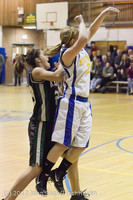 20411 Girls Varsity Basketball v Klahowya 031912