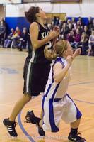 20413 Girls Varsity Basketball v Klahowya 031912