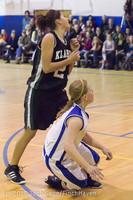 20414 Girls Varsity Basketball v Klahowya 031912