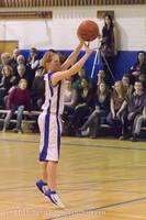 20461 Girls Varsity Basketball v Klahowya 031912