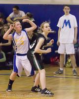 20477 Girls Varsity Basketball v Klahowya 031912