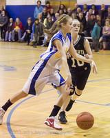 20534 Girls Varsity Basketball v Klahowya 031912