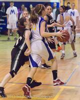 20541 Girls Varsity Basketball v Klahowya 031912