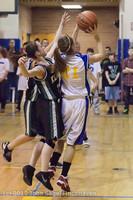 20544 Girls Varsity Basketball v Klahowya 031912