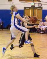 20688 Girls Varsity Basketball v Klahowya 031912