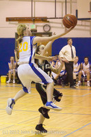 20689 Girls Varsity Basketball v Klahowya 031912