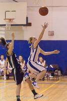 20707 Girls Varsity Basketball v Klahowya 031912